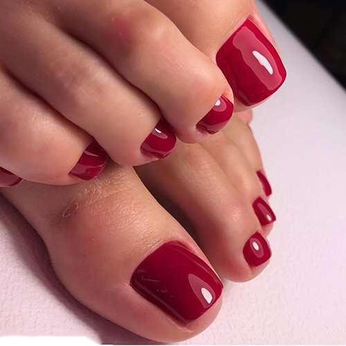 Cosmolac manicure